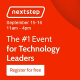RECENT WEBINAR Rapid application development platform vendors OutSystems have announced the company's major event for 2020, NextStep.