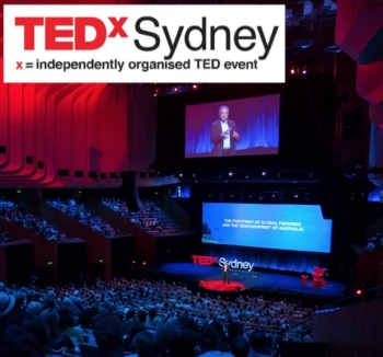 TEDxSydney 2018 starts today from 9am, stream it live