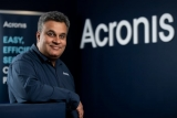 Acronis APAC general manager Neil Morarji