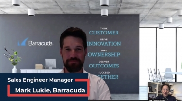VIDEO Interview: Barracuda's Sales Engineer Manager Mark Lukie talks 2021 cybersec predictions