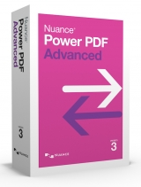 Nuance Power PDF 3 delivers enhanced productivity, superior UI, document conversion and accuracy