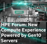 HPE's ProLiant Gen 10 claimed as 'world's most secure industry standard servers'
