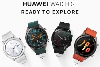 FULL LAUNCH VIDEO: Huawei launches new Watch GT Active and Elegant models in Australia