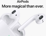 Happy happy, joy joy: 2nd-gen AirPods arrive with better battery life and cool features