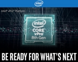 Intel's new 8th-gen Core vPro business-class processors 'engineered for digital transformation'