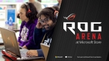 Microsoft Store in Sydney hosting ASUS ROG League of Legends until 25 November
