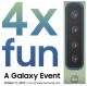 How to watch Samsung Galaxy '4x fun' event live stream on 11 October
