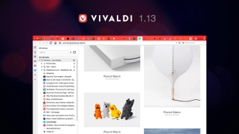 New Vivaldi version has tab management window