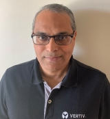 Bhargav Kumar Bhatt is now Vertiv national mechanical and electrical channel manager