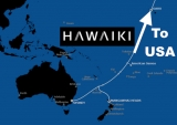 Hawiki's cable has completed its final landing at American Samoa, ready for June 2018 start
