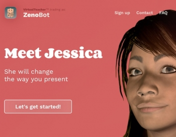 VIDEOS: 'Revolutionary' Aussie 'Zenobot' uses AI, promises to stun with amazing customer service