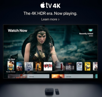 Apple TV finally 4K & HDR, Apple TV app finally coming to Australia