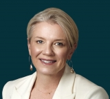 Optus vice president of human resources Kate Aitken