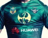 Huawei and Canberra Raiders winning partnership