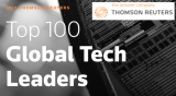 Top 100 tech companies named by Thomson Reuters