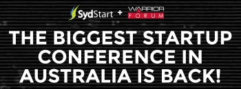 Uber's UberPITCH to debut at 29-30 October SydStart tech conference