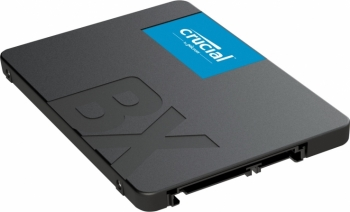 Review: Crucial BX500 SSD