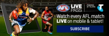 Telstra secures exclusive, six year live AFL games deal
