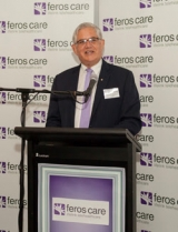 Minister for Aged Care Ken Wyatt opens Feros Care tech hub