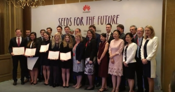 VIDEOS 2016: Huawei's 'Seeds for the Future' reap rich harvests