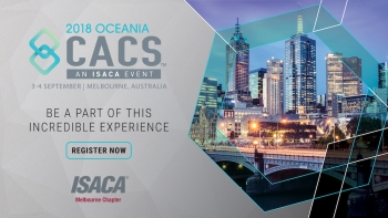 Building Trust and Resilience in a Cyber World: Key Theme at 40th Annual Oceania CACS