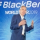 BlackBerry managing director for ANZ David Nicol