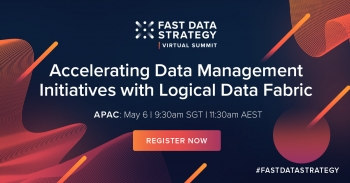 You're invited to Denodo's Fast Data Strategy Virtual Summit