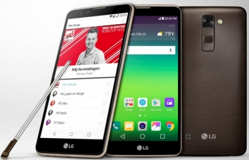 LG's DAB+ Stylus smartphone (review)