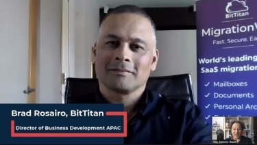VIDEO Interview: BitTitan's Brad Rosairo explains secure data migration to the cloud, and more!