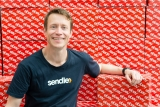 Sendle CEO and founder James Chin Moody