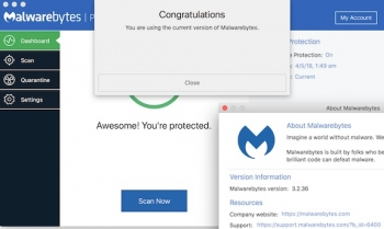 Malwarebytes for Mac 3.3.22.1387: A Solo Update Story