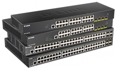 D-Link expands 10Gbps switch range