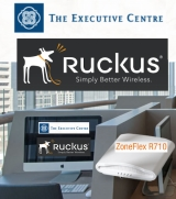 Premium office space provider deploys Ruckus Smart Wi-Fi across 21 APAC cities