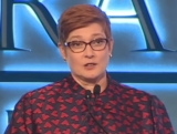 "Marise Payne: ""Australia has made our decision in relation to 5G."""