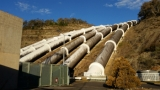 Snowy Hydro's Tumut 3 pumped storage hydropower station.