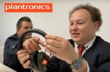 VIDEO Interview: Plantronics' Peter Petrides proffers powerful, practical new range of wireless headphones and earbuds