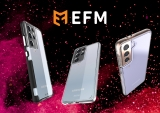 EFM's launches toughest, most protective new accessories yet for Samsung Galaxy S21 models
