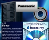 Panasonic's Blu-ray data archiver extends lifespan of stored by 'by up to 40 years'