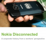 Workers of the Nokia world knock Nokia
