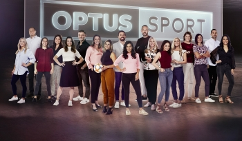 The Optus Sport Women's World Cup team assembles ahead of the event
