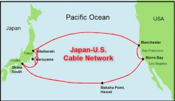 Trans-Pacific cable to get massive 5Tbps extra capacity