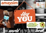 Hey you! Amaysim pays it forward with virtual coffee on 'Pay if forward day'