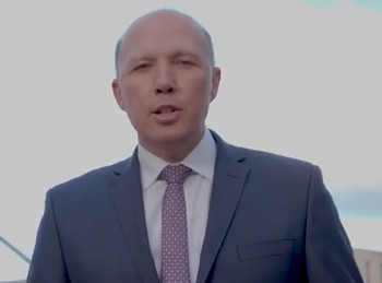 Peter Dutton wants the encryption bill brought to a vote right away.