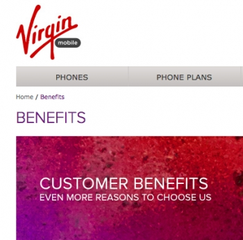 Virgin Mobile's new logo, new plans and more