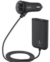 Belkin's Road Rockstar – 4 port, USB car charger (review)