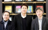 The team behind the new all-solid-state battery research: Yuichi Aihara, principal engineer from SRJ, Yong-Gun Lee, principal researcher, and Dongmin Im, leader of the project from SAIT.