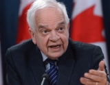 John McCallum has been fired by Justin Trudeau for his comments about the extradition of Huawei chief financial officer Meng Wanzhou.