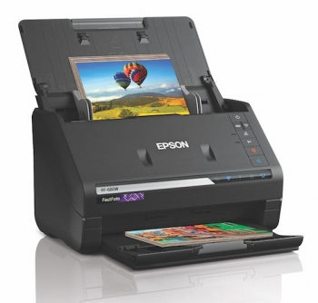 Review: Epson FF-680W photo scanner