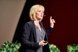 Nancy Rademaker, Schneider Electric innovation day keynote speaker
