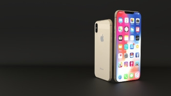 iPhone revenue for latest quarter down by 15%